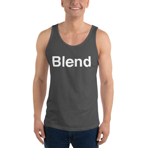 The AMP Collective BLEND Unisex Tank Top