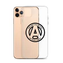 Load image into Gallery viewer, The AMP Collective logo iPhone Case