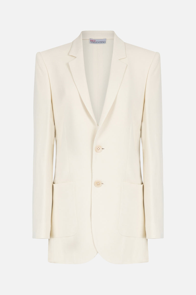 Crepe Stretch Jacket