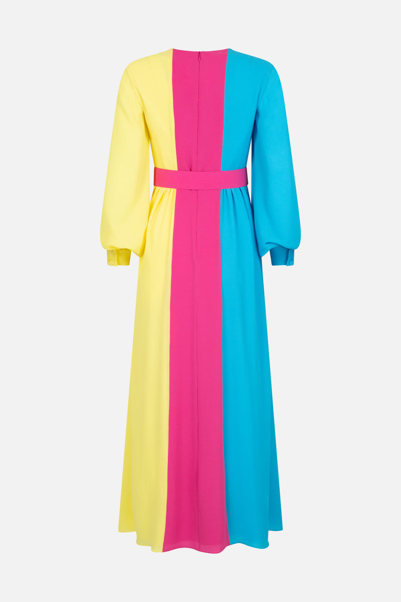Bernadette Summer Crepe Dress