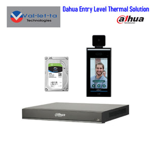 Dahua Entry Level Thermal Solution