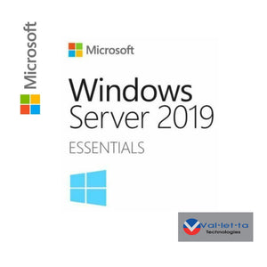 Microsoft Windows Server Essentials 2019  SKU: G3S-01299