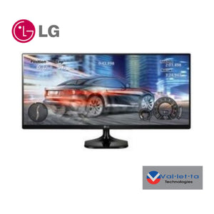 "LG Ultra Wide 25"" FHD LED Monitor  SKU: LGE25UM58"
