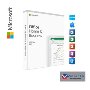 Microsoft Office 2019 Home and Business***Attach with Pro Hardware***  SKU: T5D-03244-PRO