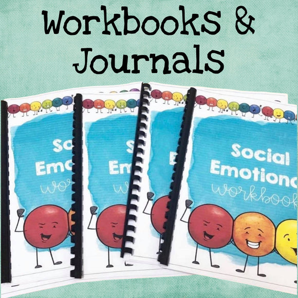 Download Journals and Workbooks for DIY printing