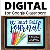 Digital Best Self Journal with Growth Mindset and Mindfulness (3rd-12th)