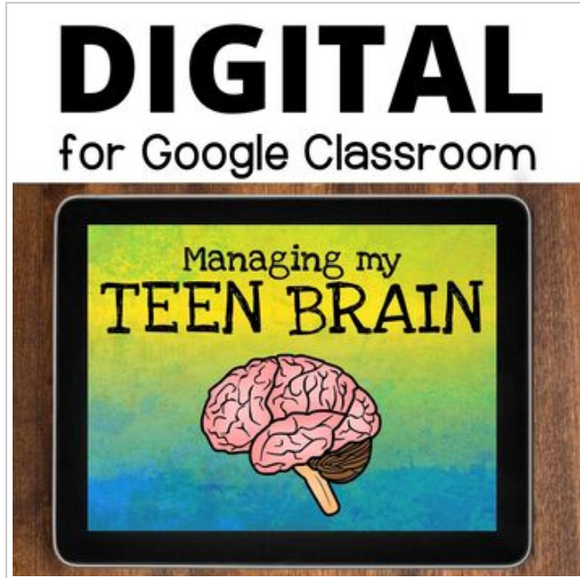 Digital Lesson about the Teen Brain