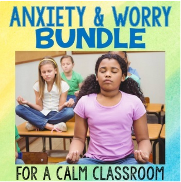 Worry and Anxiety Bundle