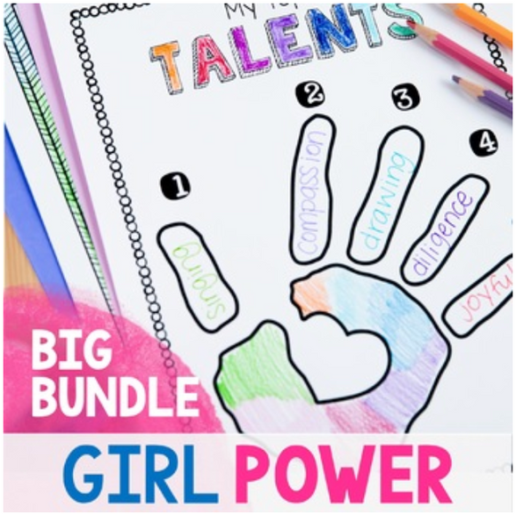 Coping Skills Friendship Bundle Girls Groups