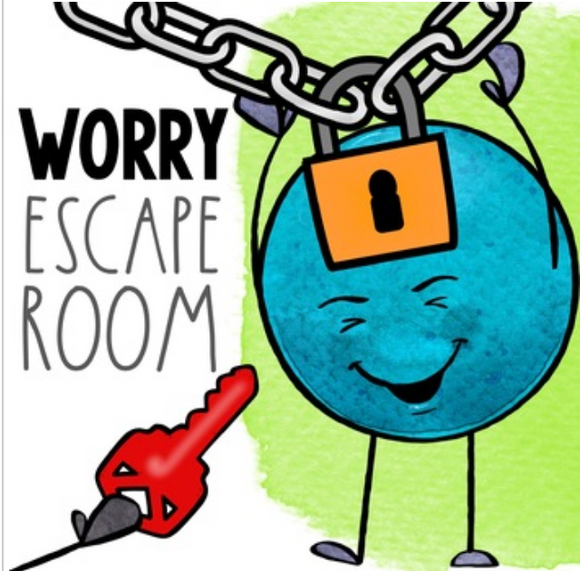 Anxiety and Worry Escape Room