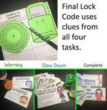 Escape Room Kits for Worry and Healthy Friendships