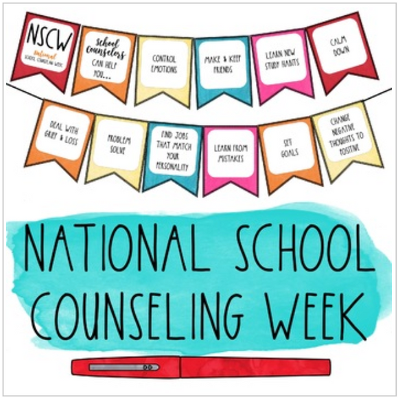 National School Counseling Week Kit for your school