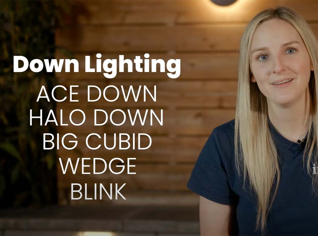 How to Downlight a Wall