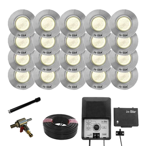 Large Paver Lighting & Tools Kit