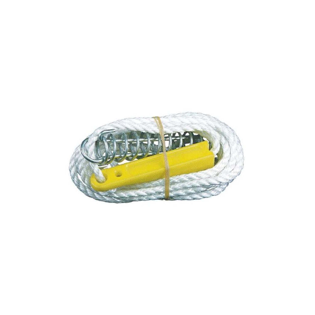 NEW GENERATION POLYMER SLIDE 6MM ROPE & SPRING 1