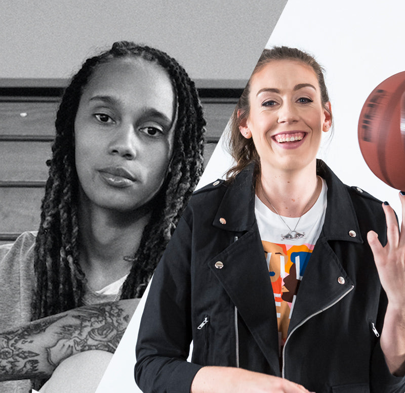 Camp Week Replay: WNBA - Brittney Griner + Breanna Stewart
