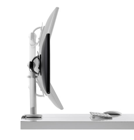 easily adjust the monitor stand