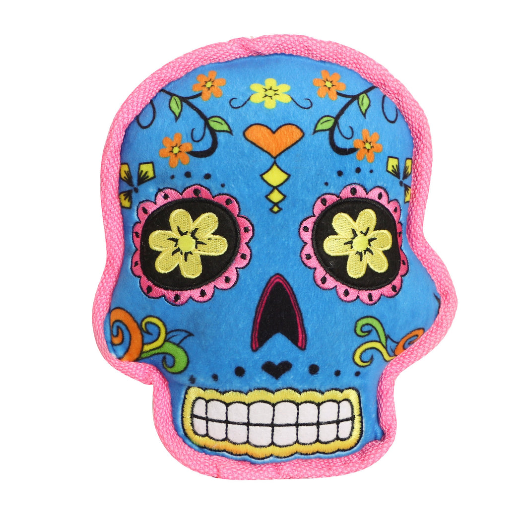 Sugar Skull Halloween Plush Toy