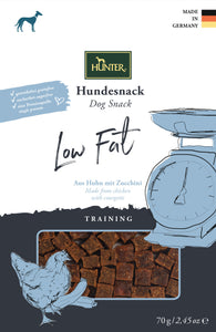 Training Snacks - Low Fat
