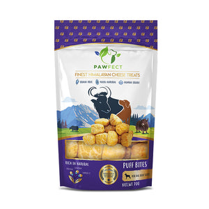 Himalayan Cheese Puff Treats