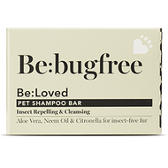 Be:Bug-free Pet Shampoo Bar