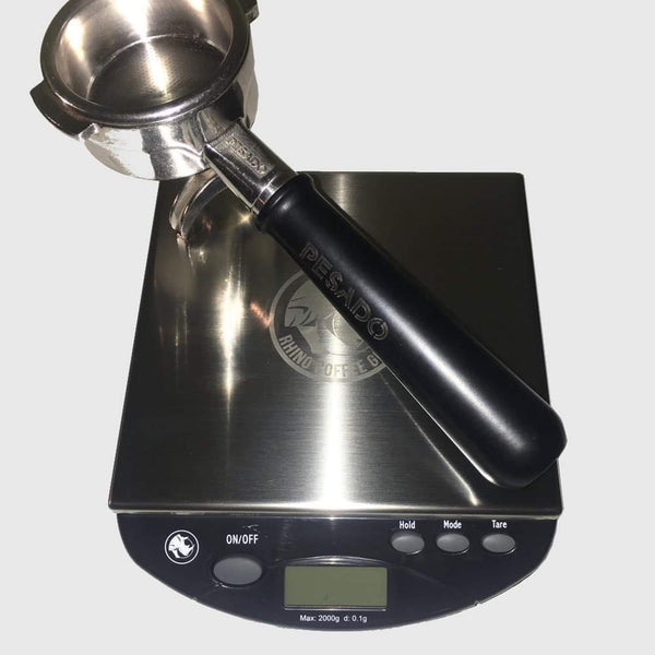 Rhino Coffee Gear 2kg Bench Scales Basic Barista