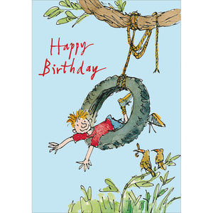 Happy Birthday - The Alresford Gift Shop