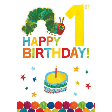 Happy 1st Birthday - The Alresford Gift Shop