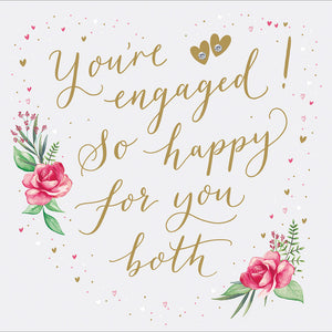 You're Engaged! - The Alresford Gift Shop