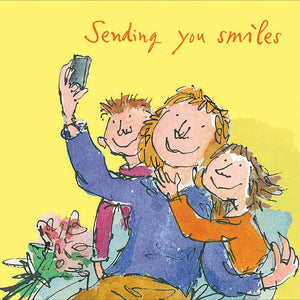 Sending you smiles - The Alresford Gift Shop