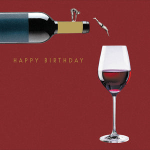 Happy Birthday  -Chateauneuf-on-Tap