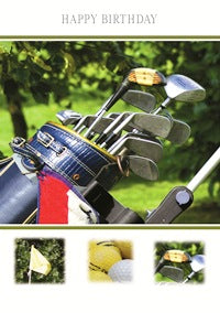 Golf Clubs - The Alresford Gift Shop