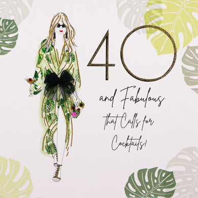 40 and Fabulous - The Alresford Gift Shop