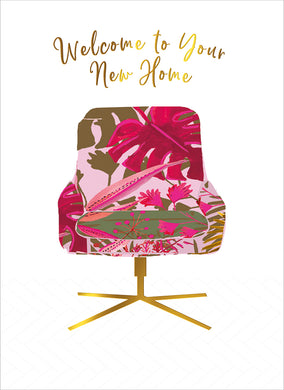 New home chair - The Alresford Gift Shop