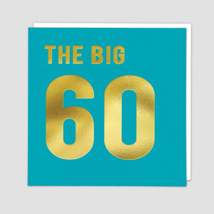 The big 60 - The Alresford Gift Shop