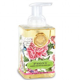Peony Foaming Hand Soap - The Alresford Gift Shop