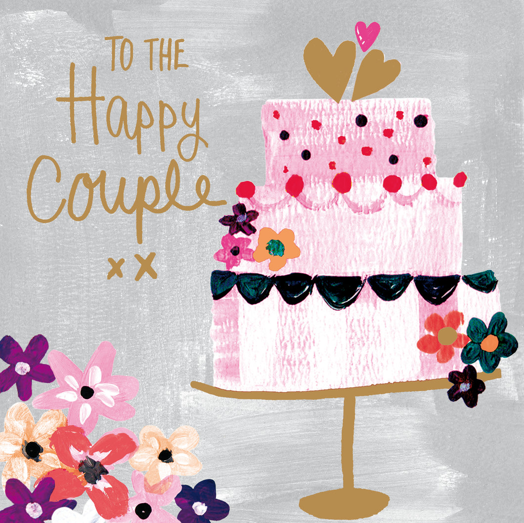 To the Happy Couple - The Alresford Gift Shop