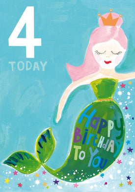 Mermaid 4 today - The Alresford Gift Shop