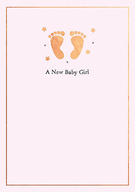 Baby girl - The Alresford Gift Shop