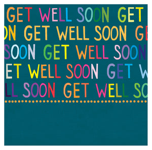 Get Well Soon - The Alresford Gift Shop