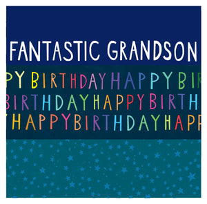 Fantastic Grandson - The Alresford Gift Shop