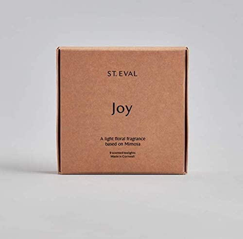 St. Eval tealights - Joy