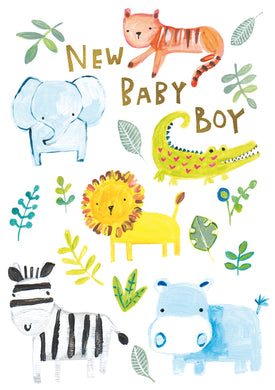 New baby boy - The Alresford Gift Shop