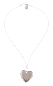 Classic heart pendant - The Alresford Gift Shop