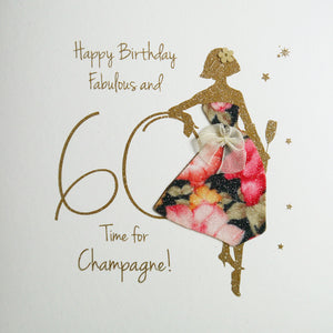60 - time for champagne - The Alresford Gift Shop
