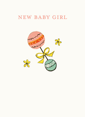 New baby girl - The Alresford Gift Shop