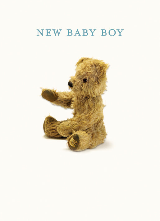 Baby boy - The Alresford Gift Shop