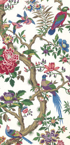 Chinese Magpie Wallpaper - The Alresford Gift Shop
