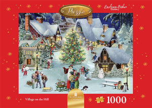 Village on the Hill Coppenrath 1000 piece jigsaw puzzle