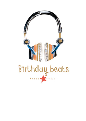 Birthday beats - The Alresford Gift Shop
